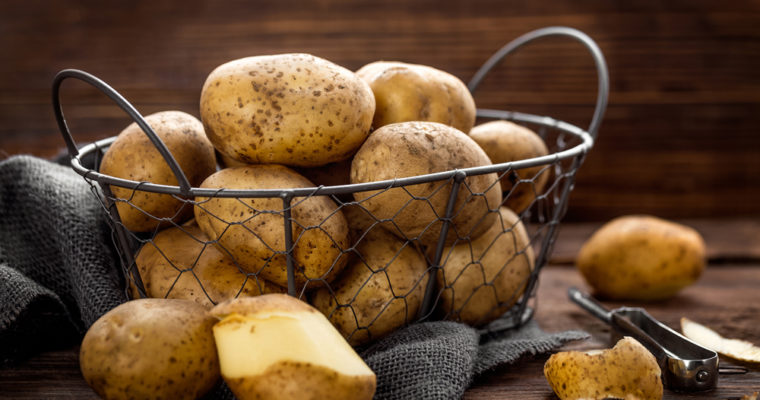 Instant Pot: How to cook potatoes?