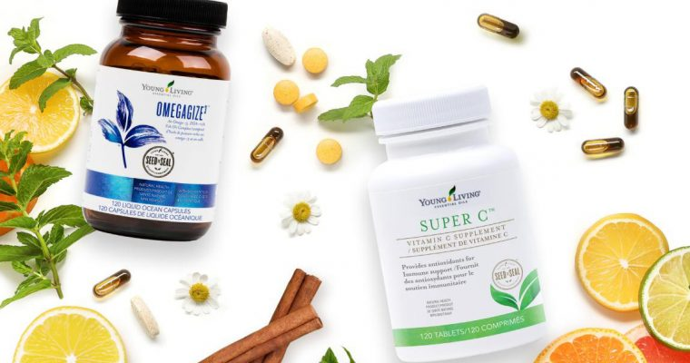 Young Living suplementi